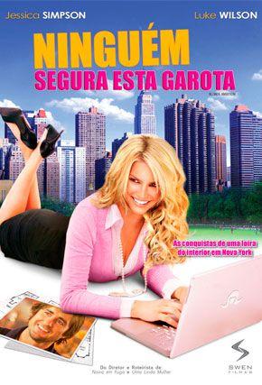 Capa do filme 'Ninguém Segura essa Garota'