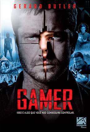 Capa do filme 'Gamer'