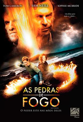 Capa do filme 'As Pedras de Fogo'