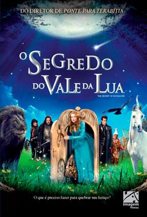 Capa do filme 'O Segredo do Vale da Lua'