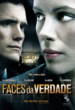 Capa do filme 'Faces da Verdade'