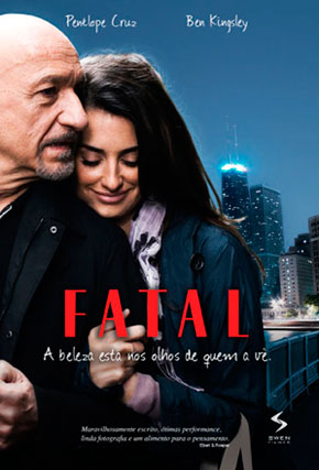 Capa do filme 'Fatal'