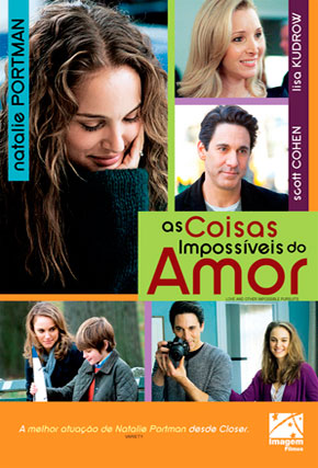 Capa do filme 'As Coisas Impossíveis do Amor'