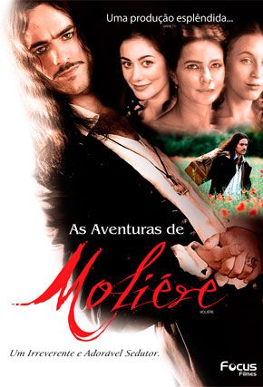 Capa do filme 'As Aventuras de Molière'