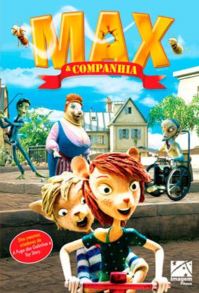 Capa do filme 'Max & Companhia'