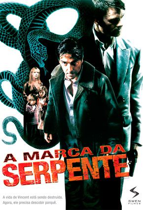 Capa do filme 'A Marca da Serpente'