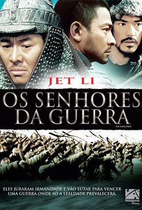 Capa do filme 'Os Senhores da Guerra'