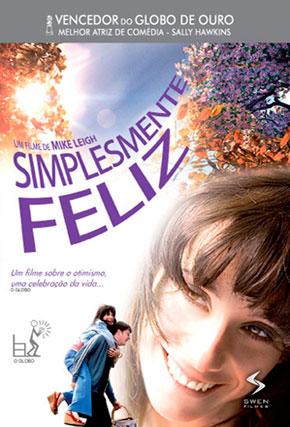 Capa do filme 'Simplesmente Feliz'