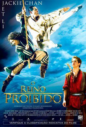 Capa do filme 'O Reino Proibido'