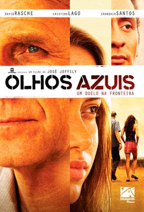 Capa do filme 'Olhos Azuis'