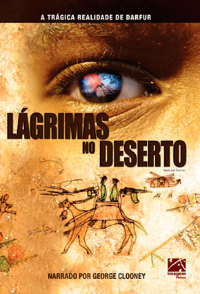 Capa do filme 'Lágrimas no Deserto'