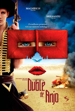 Capa do filme 'Dublê de Anjo'