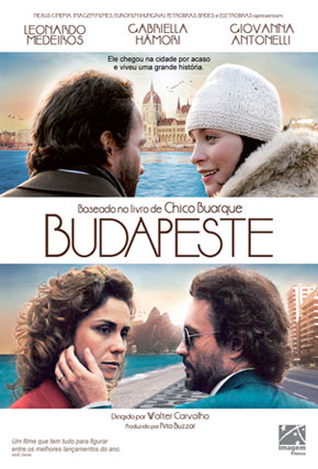 Capa do filme 'Budapeste'