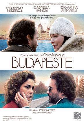 Capa do filme 'Budapeste'