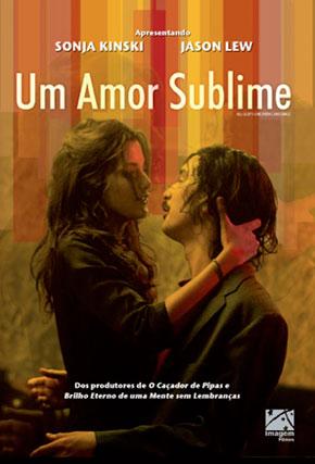 Capa do filme 'Um Amor Sublime'