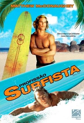 Capa do filme 'Profissão Surfista'