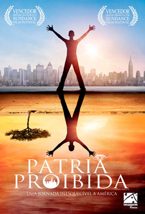 Capa do filme 'Pátria Proibida'