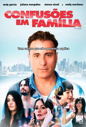 Capa do filme 'Confusões em Família'