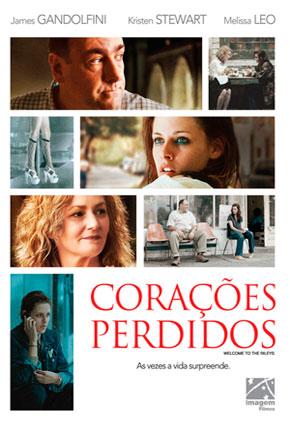 Capa do filme 'Corações Perdidos'