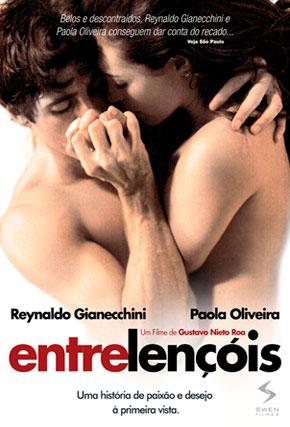 Capa do filme 'Entre Lençois'