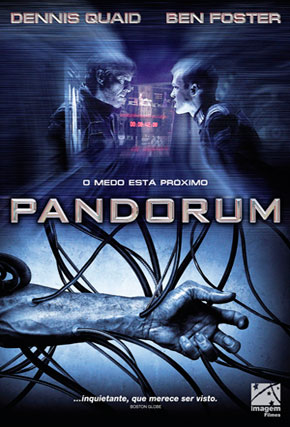Capa do filme 'Pandorum'