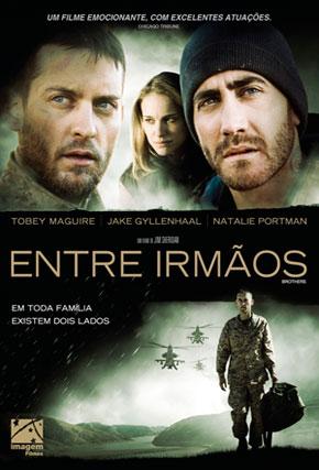 Capa do filme 'Entre Irmãos'