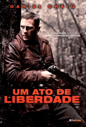 Capa do filme 'Um Ato de Liberdade'