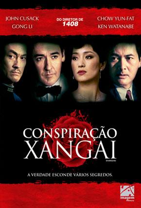 Capa do filme 'Conspiração Xangai'