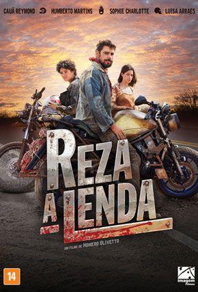 Capa do filme 'Reza a Lenda'