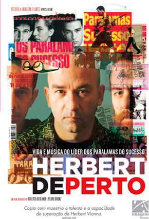 Capa do filme 'Herbert de Perto'