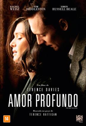 Capa do filme 'Amor Profundo'