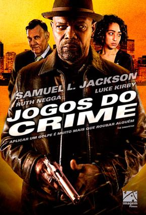 Capa do filme 'Jogos do Crime'