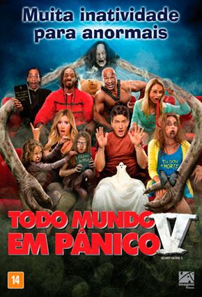 Capa do filme 'Todo Mundo em Pânico 5'
