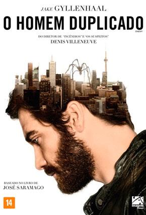 Capa do filme 'O Homem Duplicado'