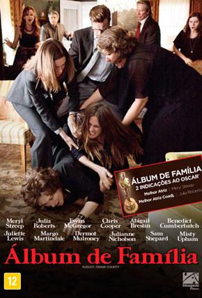 Capa do filme 'Álbum de Família'