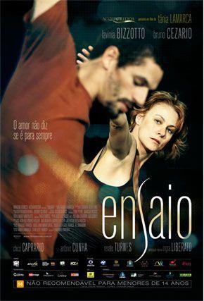 Capa do filme 'Ensaio'