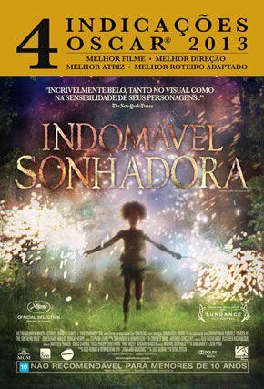 Capa do filme 'Indomável Sonhadora'