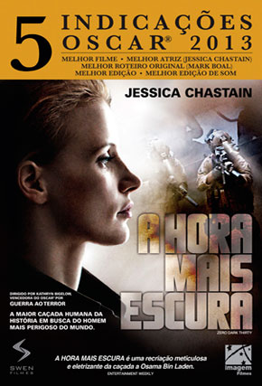 Capa do filme 'A Hora Mais Escura'