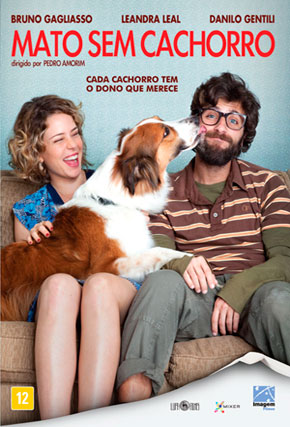 Capa do filme 'Mato Sem Cachorro'