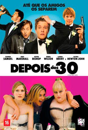 Capa do filme 'Depois dos 30'