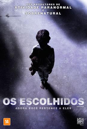 Capa do filme 'Os Escolhidos'