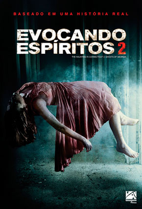 Capa do filme 'Evocando Espíritos 2'