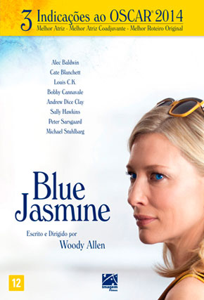 Capa do filme 'Blue Jasmine'