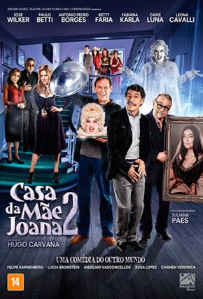 Capa do filme 'Casa da Mãe Joana 2'