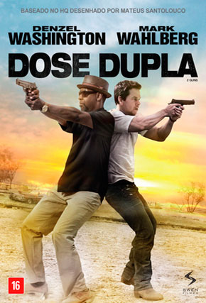 Capa do filme 'Dose Dupla'