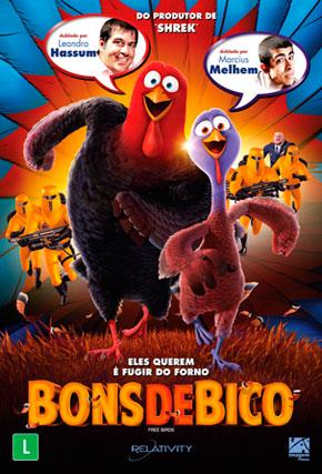 Capa do filme 'Bons de Bico'