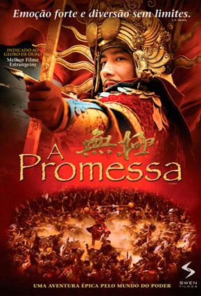 Capa do filme 'A Promessa .'
