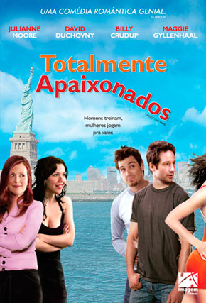 Capa do filme 'Totalmente Apaixonados'