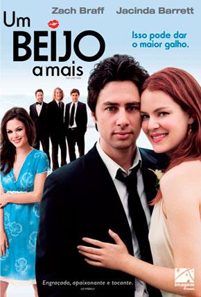 Capa do filme 'Um Beijo a Mais'