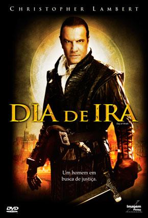 Capa do filme 'Dia de Ira'